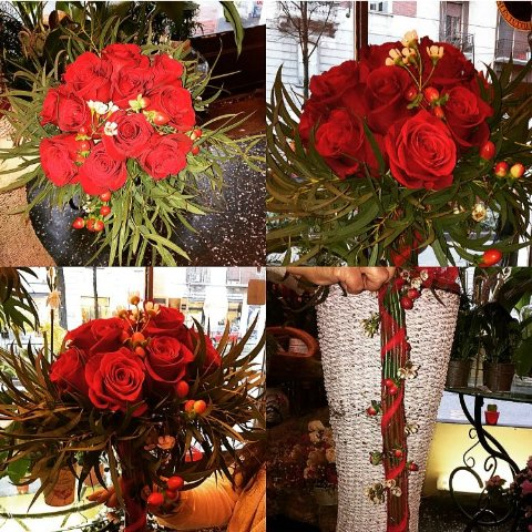 Foto Scepter of Red Roses