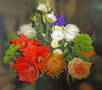 Fiori On Line Milano.Bouquet Of Seasonal Flowers That S Gentile Consegna Fiori E