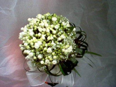 Bouvardia Bouquet Sposa.Bouvardia Bouquet That S Gentile Consegna Fiori E Piante