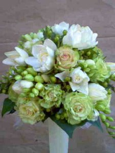 Foto Bouquet Green