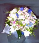 Bouquet of Small Flowers